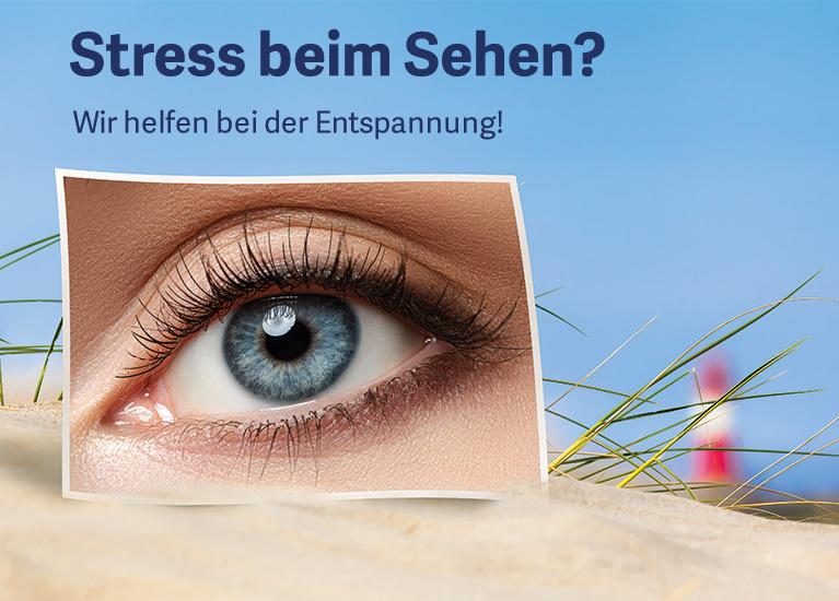 Kopp-Kirsamer - Stress beim Sehen?
