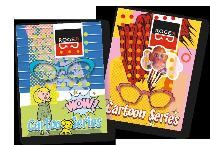 Kopp-Kirsamer – Roger Eye Design Cartoon Series