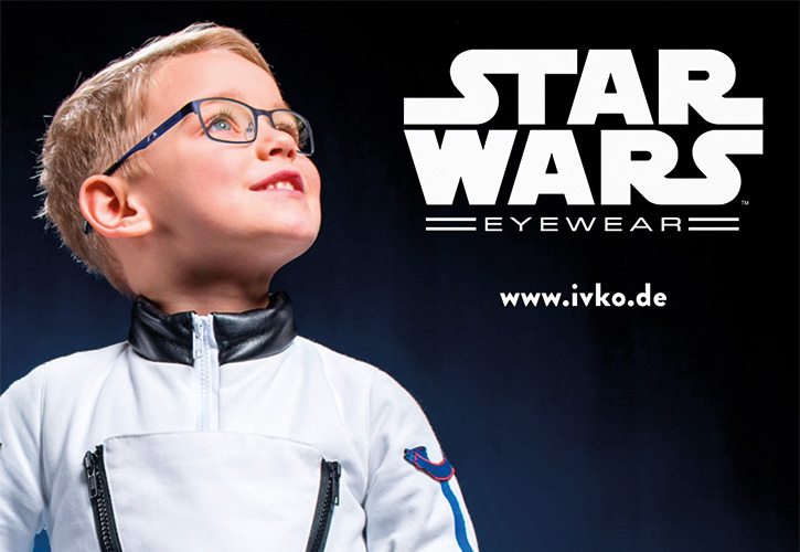 Kopp-Kirsamer - Kinder Brillen - Star Wars