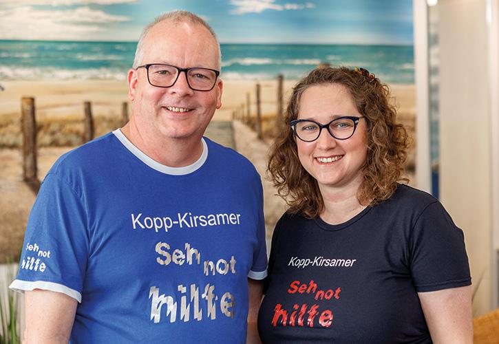 Martin und Carmen Kopp-Kirsamer