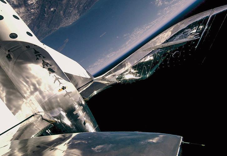 Kopp-Kirsamer - Virgin-Galactic-2018_Second_Spaceflight_Feather