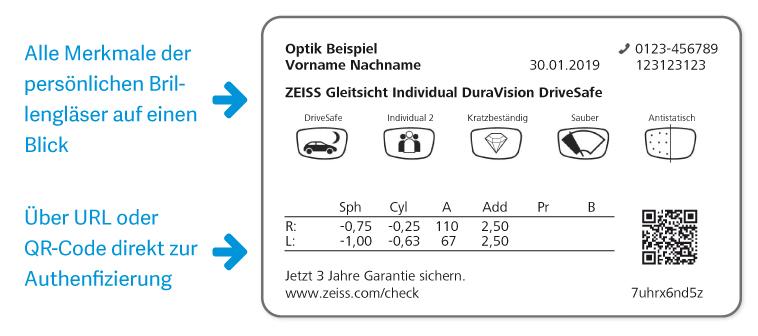 Kopp-Kirsamer - KKW19_F11_ZEISS-Kundenkarte_Merkmale