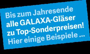 Kopp-Kirsamer - GALAXA-Gläser Sonderpreis